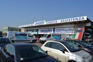 Showroom Zavatti piscine Poggio Rusco (Mantova)