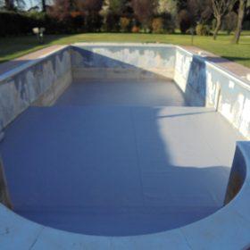 Prospettiva sostituzione pavimentazione piscina