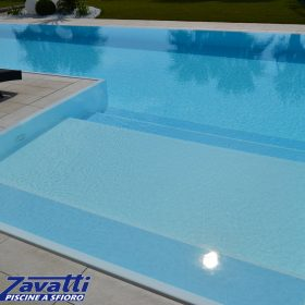 Riflessi su una piscina Made by Zavatti