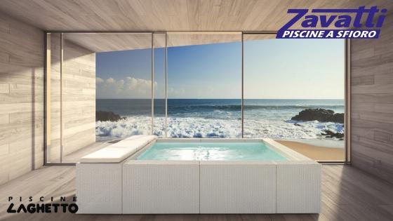 playa zavatti piscine laghetto
